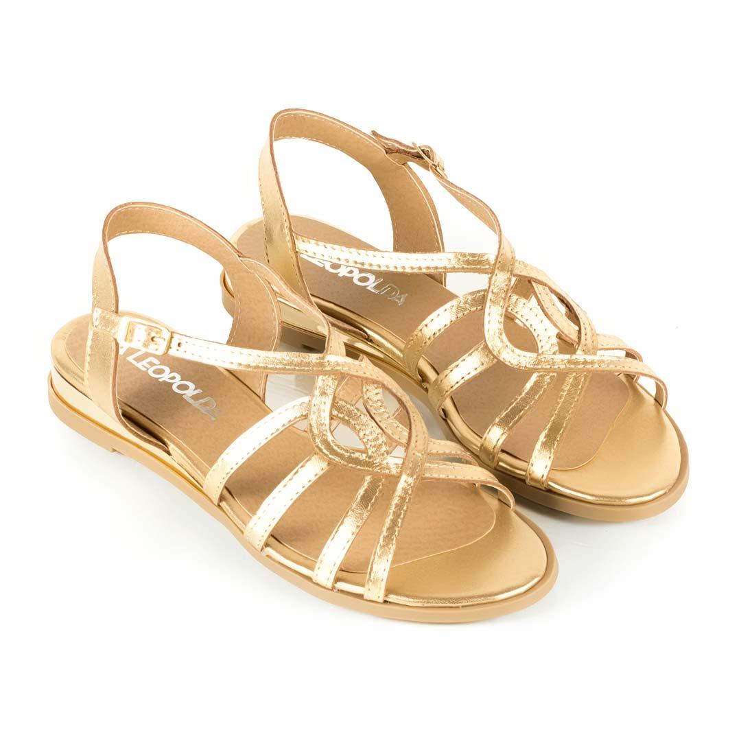 Sandalias-oro-fiesta-lila