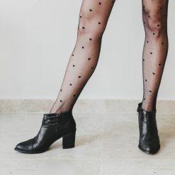 Botas-de-mujer-en-mix-de-cuero-negro-con-taco-cuadrado-Nolita