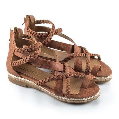 sandalias-de-cuero-romanas-bajitas
