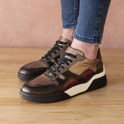 Zapatillas-urbanas-y-de-vestir-para-mujer-en-cuero-metalizado-Chaco